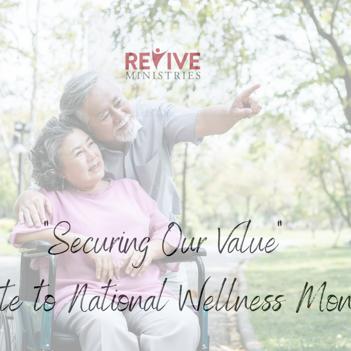 """Revive Ministries Podcast Presents""""Securing Our Value."""" with Jasmine"""