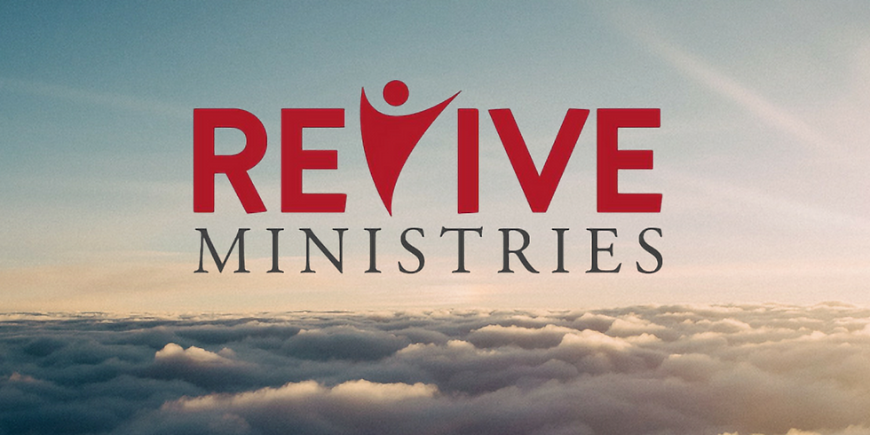 """Revive Ministries: Revive Ministries Livestream """"Reflecting and healing through a storm with Temika and Morgan"""