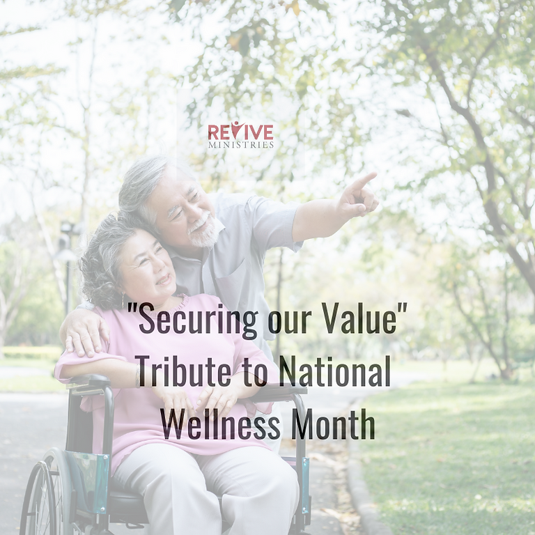 """""""Securing our Value"""" Tribute to National Wellness Month with Natsune"""