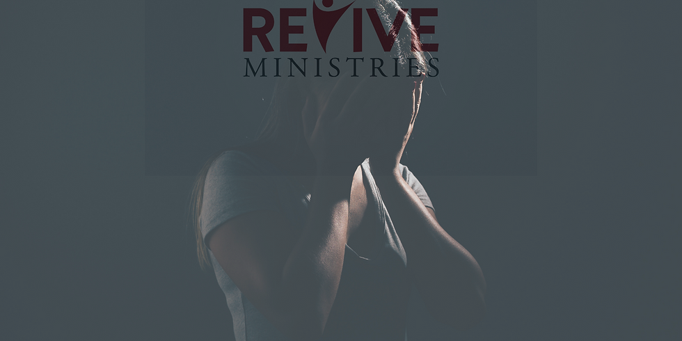 """Revive Ministries Podcast: """"It's not the END, finding hope"""" with Mike"""