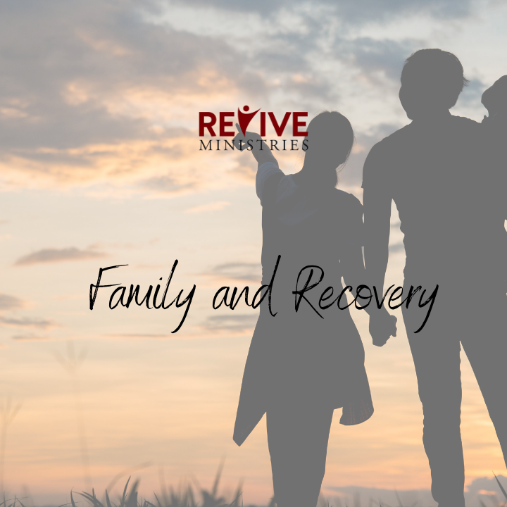 Revive Ministries Podcast presents Family and Recovery with Ruth
