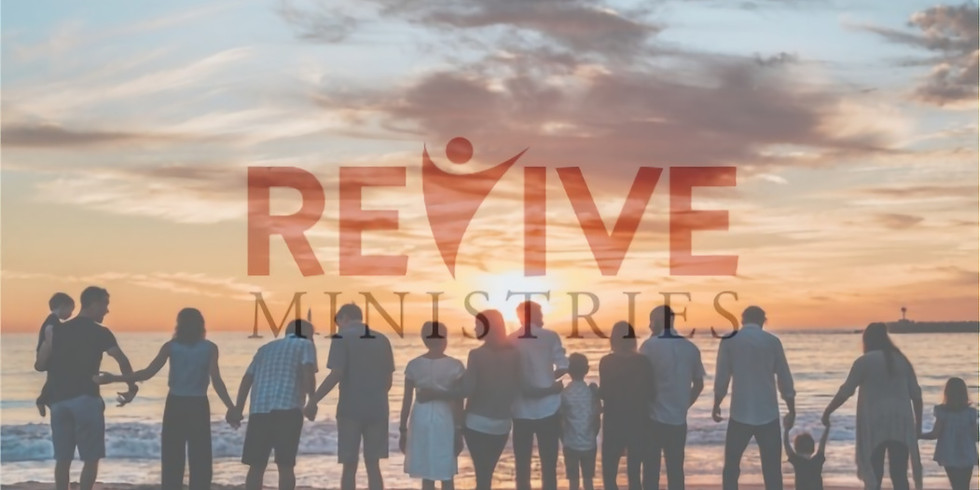 """Revive Ministries Podcast: """"Family, Maintaining Wellness through the Uncertainty..."""" with Michelle"""