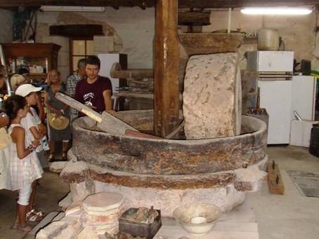 Le moulin de Landry à l'honneur lors des journées européennes des moulins