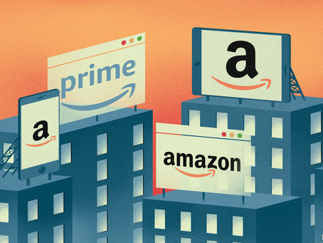 Amazon revamped strategy to conquer branding ads budget -Part I