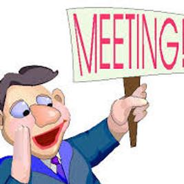 General Membership July Meeting
