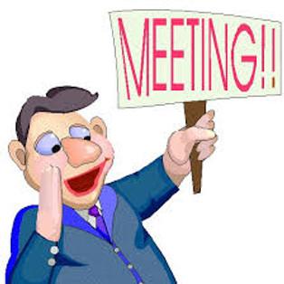 October's General Meeting