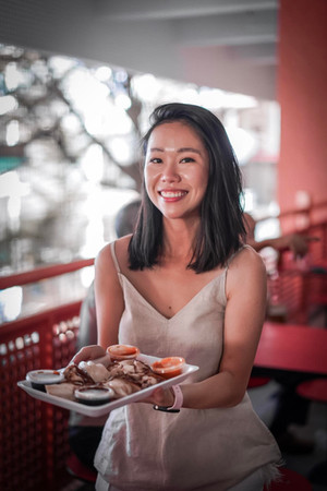 (NZ Food Writers Digest) Eating out in Singapore