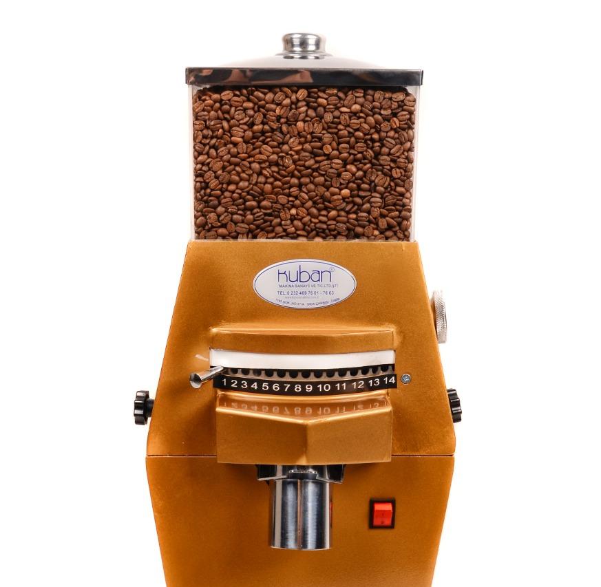 Endüstriyel Kahve Değirmeni