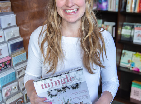 I'm Featured in Mingle Magazine!