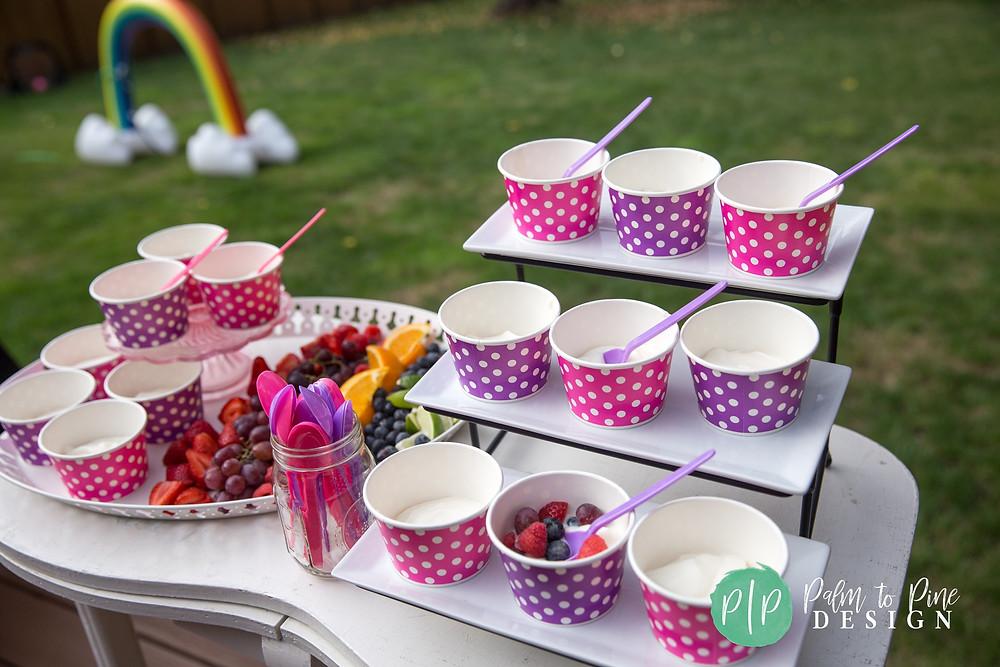 girls birthday party food ideas