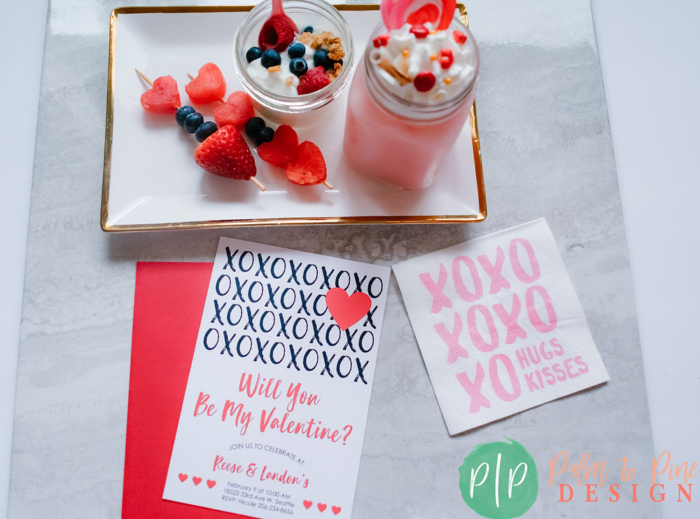 Kids Valentine's Party Ideas