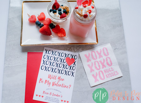 Kids Valentine's Party | Valentine Card Marking Party