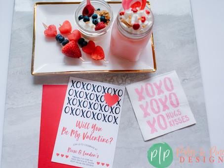 Kids Valentine's Party | Valentine Card Marking Party