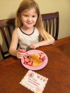 Valentine's Breakfast Ideas for Kids