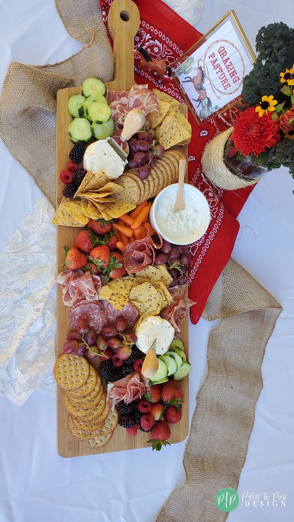 cowgirl party food