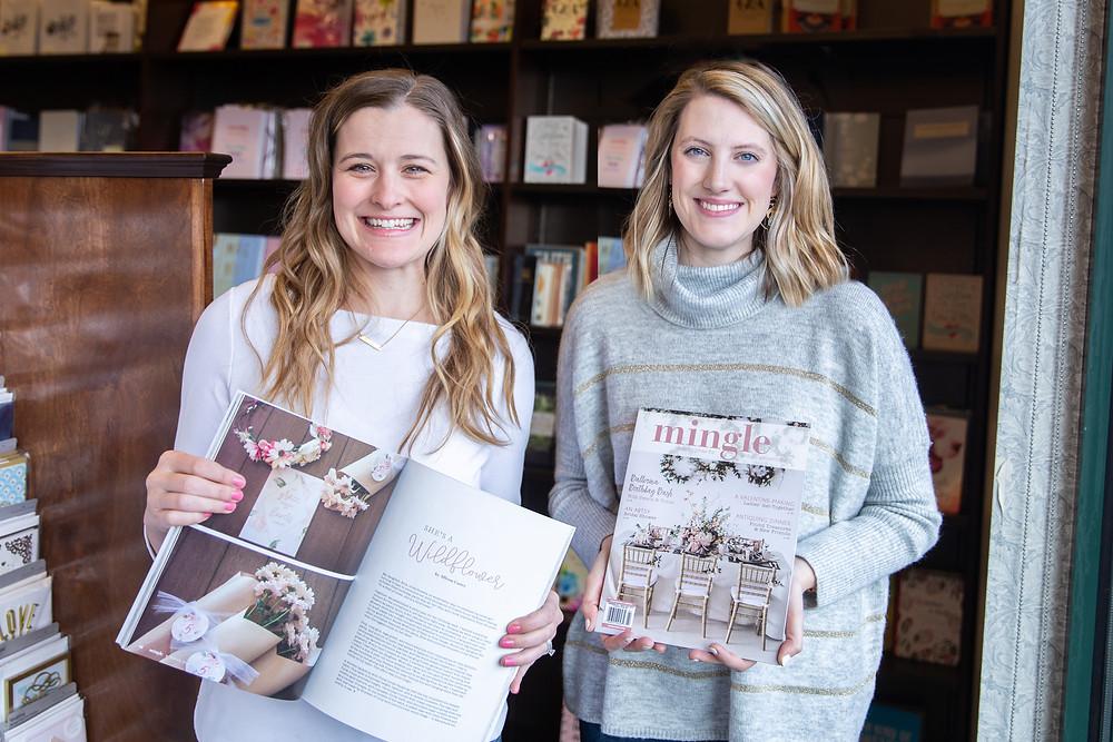 Palm to Pine Design and Allison Carter Celebrates Magazine Feature