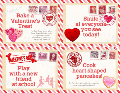 Vintage Valentine's Postcards