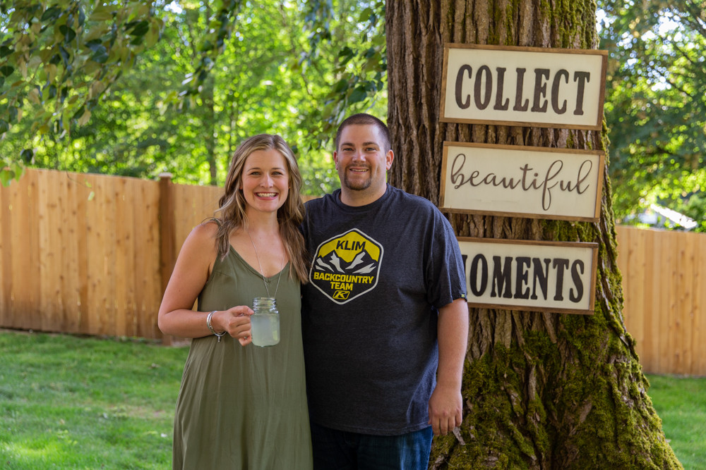 collect beautiful moments wood signs