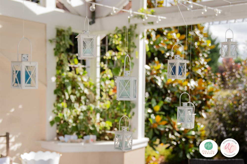 floating lanterns, outdoor party lights, hanging lanterns