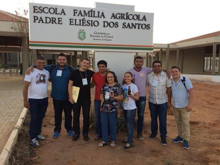 Participação do I Seminário da EFA Padre Eliésio