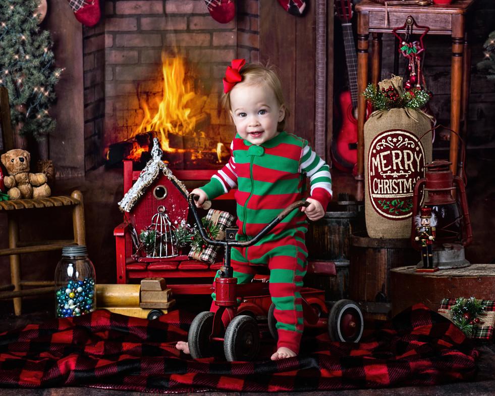 Christmas Photo's in Asheville North Carolina