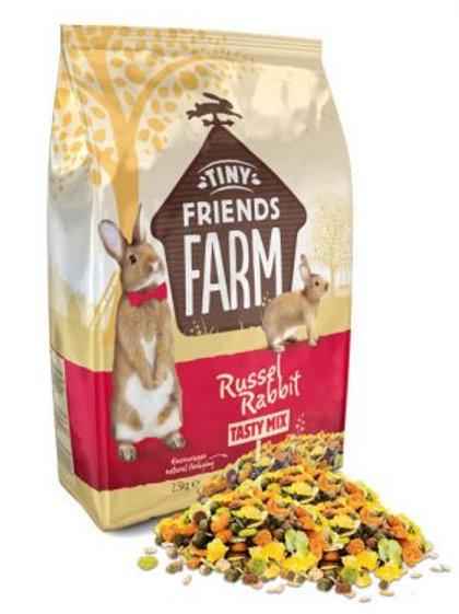 Tiny Friends Farm Russel Rabbit Tasty Mix 2.5kg
