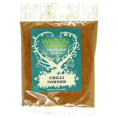 Wilton Wholefoods Hot Chilli Powder 50g