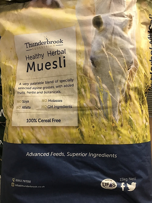 Thunderbrook Healty Herbal Muesli