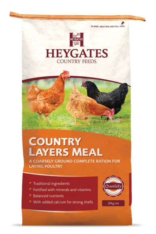 Heygates Layers Meal 20kg