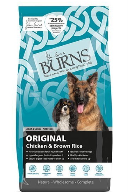 Burns Adult Original Chicken and Rice 12kg