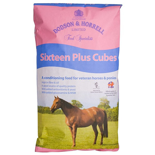 Dodson and Horrell Sixteen Plus Cubes 20kg