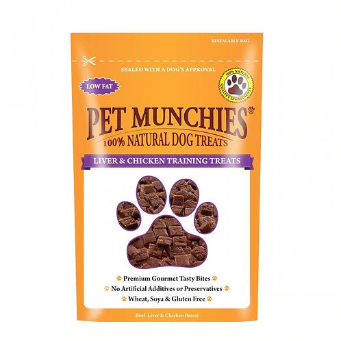 Pet munchies liver & chicken