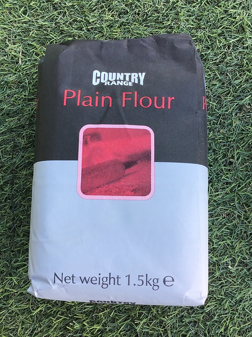 Plain White Flour 1.5kg