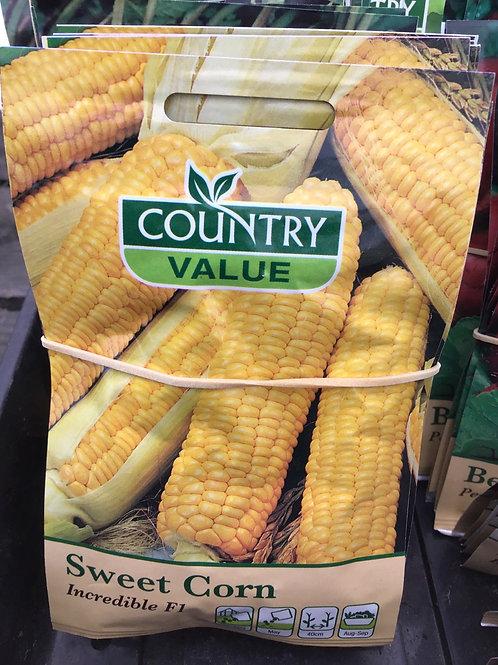 Sweet Corn incredible f1