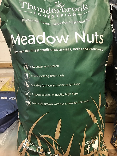 Thunderbrook Meadow Nuts