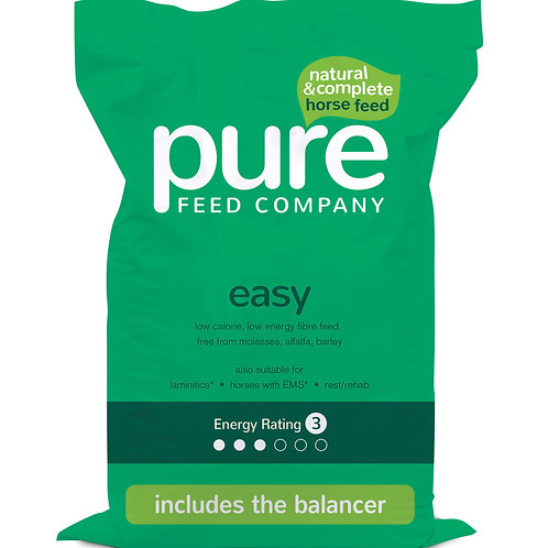 Pure Feed Pure Easy Horse Feed - 15kg