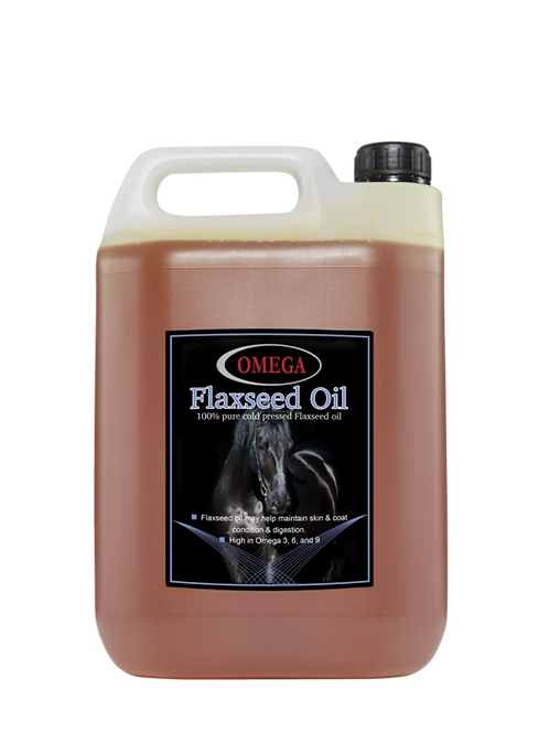 Omega Flax (Linseed) oil 5lt