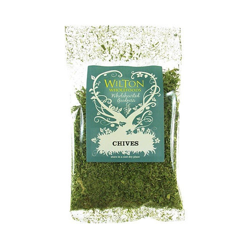 Wilton Wholefoods Dried Chive 20g