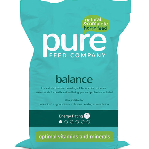 Pure Feed Pure Balance Horse Feed - 15kg