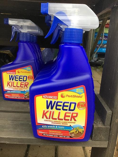 Pest Shield Weed Killer 500ml