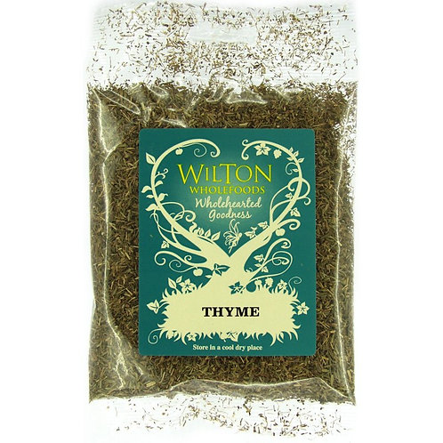 Wilton Wholefoods Dried Thyme 25g