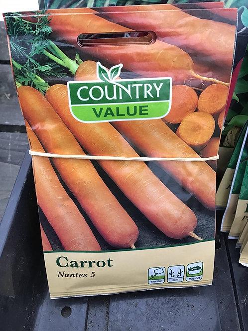 Carrot nates 3