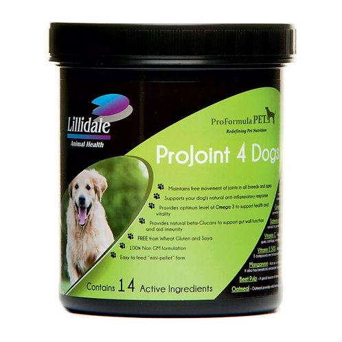 Lillidale Pro Joint 4 dogs 500g