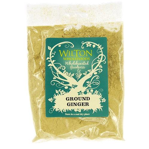 Wilton Wholefoods Ground Ginger 50g