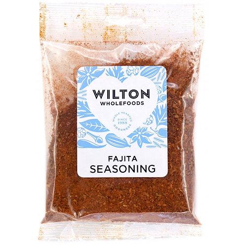 Wilton Wholefoods Fajita Seasoning 50gWilton Wholefoods Fajita Seasoning 50g