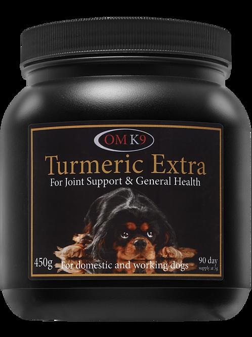 Omk9 Turmeric Extra 450g