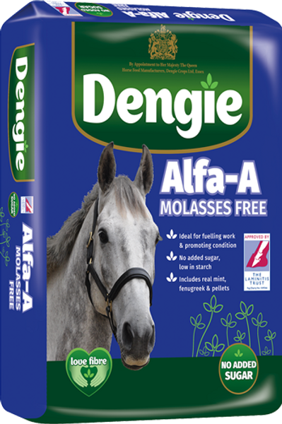 Dengie Alfa-A Molasses Free 20kg