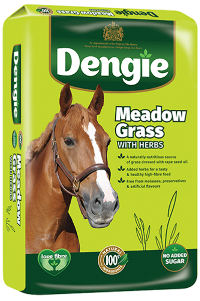 Dengie Meadow Grass with Herbs 20kg