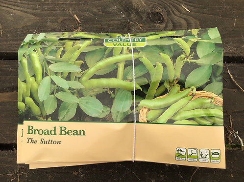 Broad Beans The Sutton