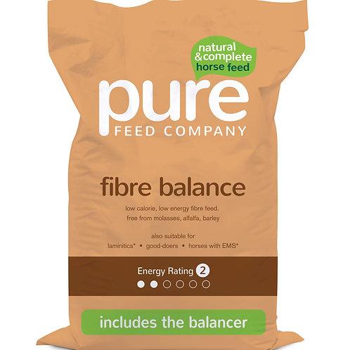 Pure Feed Pure Fibre Balance Horse Feed - 15kg